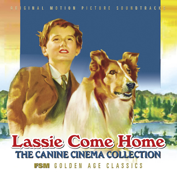Pictures of lassie come home.