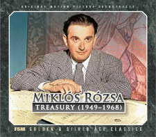 Miklos Rozsa Treasury